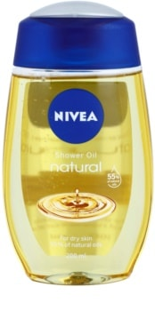 Nivea Natural Oil olio doccia per pelli secche