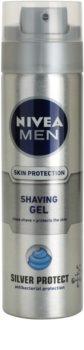 Nivea Men Silver Protect gel per rasatura