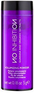 No Inhibition Styling polvere volumizzante opacizzante per capelli