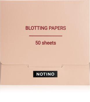 Notino Glamour Collection Blotting Papers mattító kendő