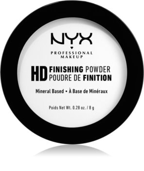 NYX Professional Makeup High Definition Finishing Powder pudr