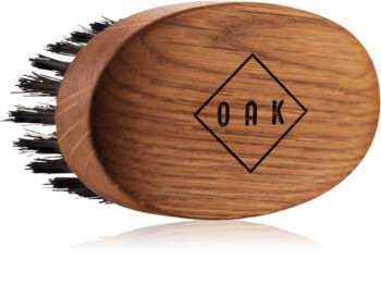 OAK Natural Beard Care kartáč na vousy