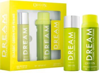 Odeon Dream Classic Green darčeková sada I. pre ženy