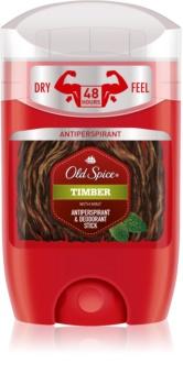 Old Spice Odour Blocker Timber festes Antitranspirant