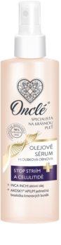 Onclé Woman olejové sérum proti celulitidě a striím