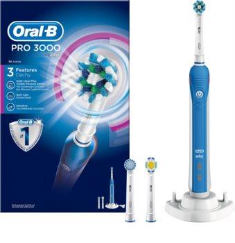 Oral B Pro 3000 D20.535.3 elektrická zubná kefka