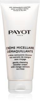 Payot Les Démaquillantes crema detergente delicata per pelli normali e secche