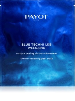 Payot Blue Techni Liss maschera scrub illuminante
