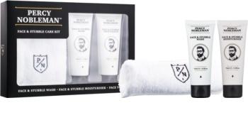 Percy Nobleman Face & Stubble kit di cosmetici I. per uomo