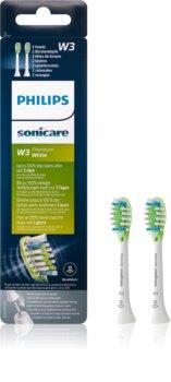 Philips Sonicare Premium White Standard HX9062/17 náhradní hlavice pro zubní kartáček