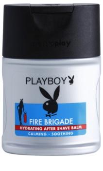 Playboy Fire Brigade balzam po holení pre mužov