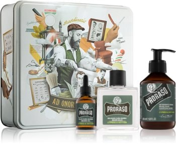 Proraso Cypress & Vetyver kit di cosmetici I. (per uomo) per uomo