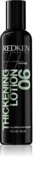 Redken Volumize Thickening Lotion 06 styling tej dús és fényes hajért
