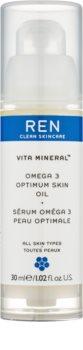REN Vita Mineral pleťový olej s vyživujícím účinkem