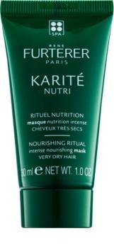 René Furterer Karité Nutri intenzivně vyživující maska pro velmi suché vlasy