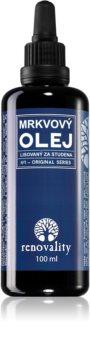 Renovality Original Series mrkvový olej lisovaný za studena
