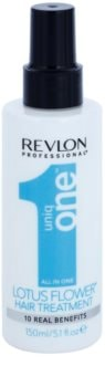 Revlon Professional Uniq One All In One Lotus Flower trattamento per capelli 10 in 1