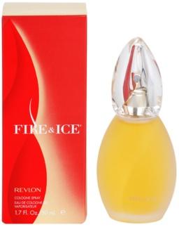 Revlon Fire & Ice kolínska voda pre ženy