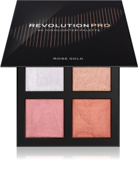 Revolution PRO 4K Highlighter Palette palette di illuminanti