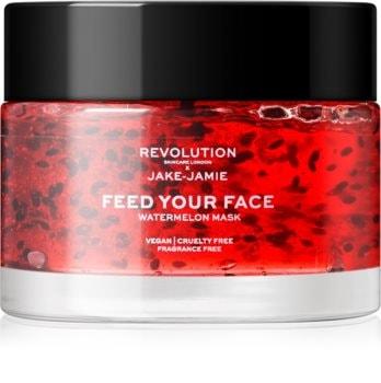 Revolution Skincare Jake-Jamie Watermelon hydratační pleťová maska