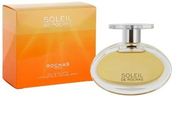 Rochas Soleil De Rochas toaletná voda pre ženy