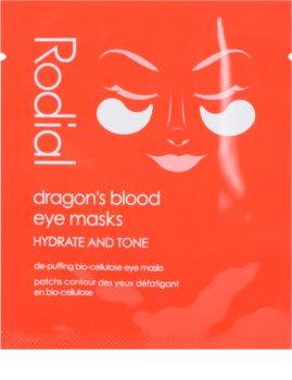 Rodial Dragon's Blood oční maska proti otokům a tmavým kruhům