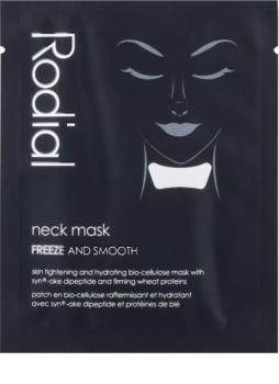Rodial Glamoxy™ maska na krk a dekolt