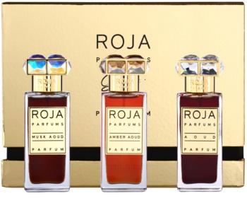 Roja Parfums Aoud Parfum de Voyage darčeková sada I.