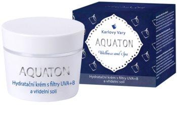 RYOR Aquaton crema idratante con filtri UVA e UVB
