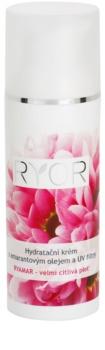 RYOR Ryamar crema idratante all'olio di amaranto con filtro UV
