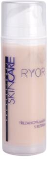 RYOR Skin Care maschera all'iperico con rutina per capillari dilatati e rotti