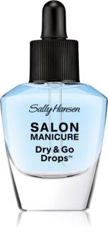 Sally Hansen Complete Salon Manicure Dry & Go Drops kvapky urýchľujúce zaschnutie laku