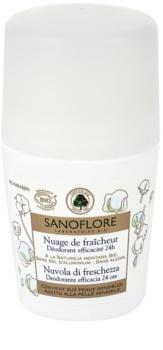 Sanoflore Déodorant dezodorant roll-on 24h