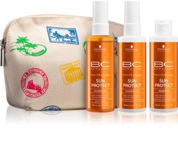 Schwarzkopf Professional BC Bonacure Sun Protect cestovná sada III. pre ženy