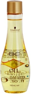 Schwarzkopf Professional BC Bonacure Oil Miracle Marula Oil vlasová kúra pro jemné a zplihlé vlasy