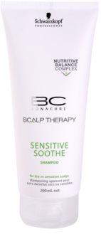 Schwarzkopf Professional BC Bonacure Scalp Therapy šampón pre suchú a citlivú pokožku hlavy