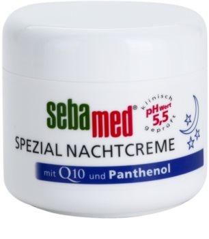 Sebamed Anti-Ageing crema notte rigenerante con coenzima Q10