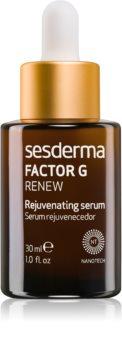 Sesderma Factor G Renew siero viso con fattore di crescita per ringiovanire la pelle