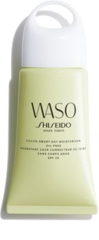 Shiseido Waso Color-Smart Day Moisturizer hydratačný denný krém pre zjednotenie tónu pleti bez obsahu oleja