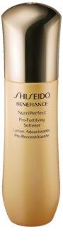 Shiseido Benefiance NutriPerfect Pro-Fortifying Softener lozione tonica rinforzante per pelli mature