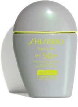 Shiseido Sun Care Sports BB crema BB SPF 50+