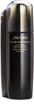 Shiseido Future Solution LX Concentrated Balancing Softener lozione detergente viso