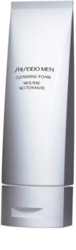 Shiseido Men Cleansing Foam mousse detergente delicata per tutti i tipi di pelle