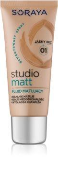 Soraya Studio Matt mattierendes Foundation mit Vitamin E
