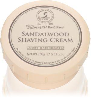 Taylor of Old Bond Street Sandalwood crema da barba