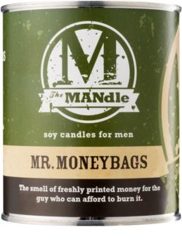 The MANdle Mr. Moneybags vonná sviečka