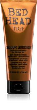 TIGI Bed Head Colour Goddess balsam pe baza de ulei pentru par vopsit