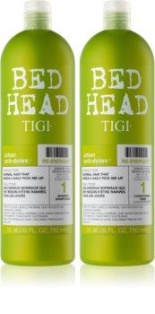 TIGI Bed Head Urban Antidotes Re-energize kosmetická sada VI. (pro normální vlasy) pro ženy