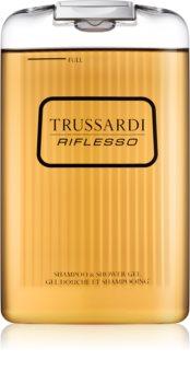 Trussardi Riflesso sprchový gél pre mužov
