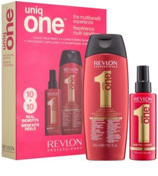 Uniq One All In One Hair Treatment kozmetická sada III.